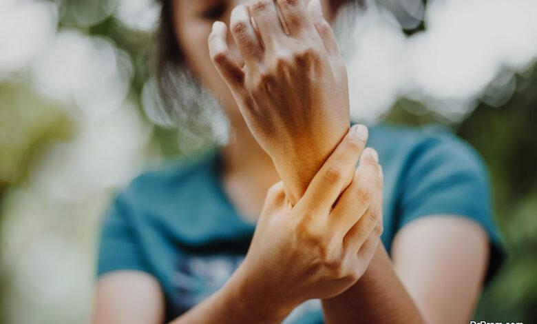 get rid of Chronic Wrist Pain